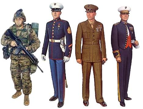 USMC_uniforms
