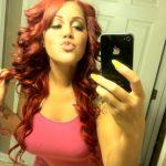 Erica Venetia Figueroa (The Red Headed Hustler) of Bad Girls Club Season 8 3