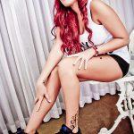 Erica Venetia Figueroa (The Red Headed Hustler) of Bad Girls Club Season 8 7