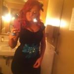 Erica Venetia Figueroa (The Red Headed Hustler) of Bad Girls Club Season 8
