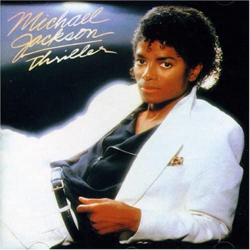 Michael Jackson - Thriller - 1982