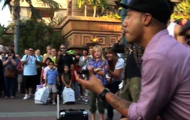 Most Popular Wedding Proposals of 2011 Jamins Downtown Disney Flashmob Proposal 2