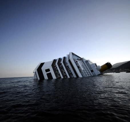 Sinking Costa Concordia