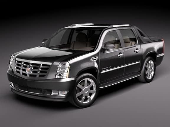 Cadillac Escalade EXT 4x4 - GLOBAL GOOD GROUP