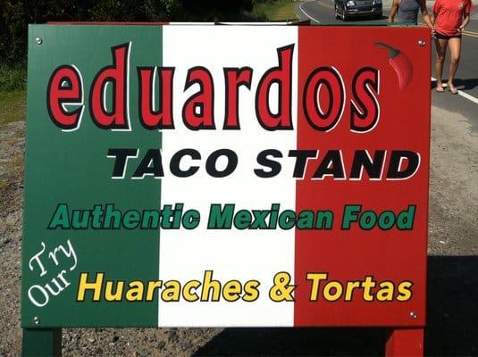 ocracoke island eduardos mexican food