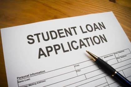 student loan info