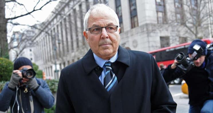 Peter Madoff sentencing 2012