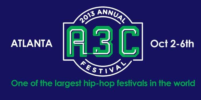 2013 A3C Festival