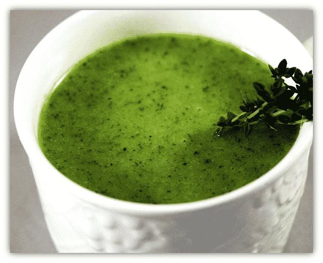 Gluten Free Vegan Broccoli Soup