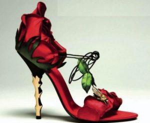 rose heel