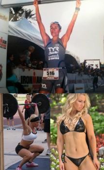 Collage Women Athletes