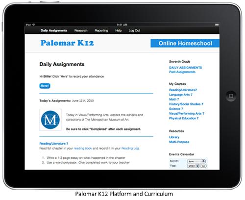 Palomar K12