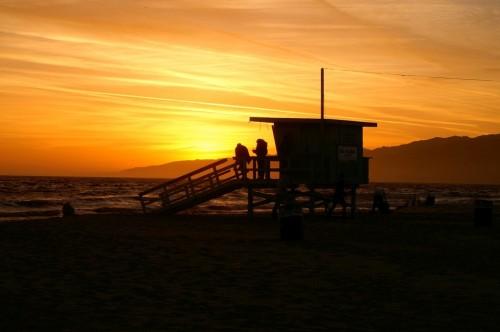 Santa Monica in Southern California