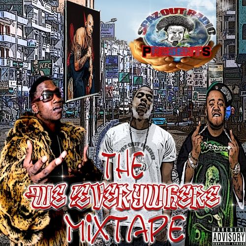 Various Artists - We Everywhere Mixtape