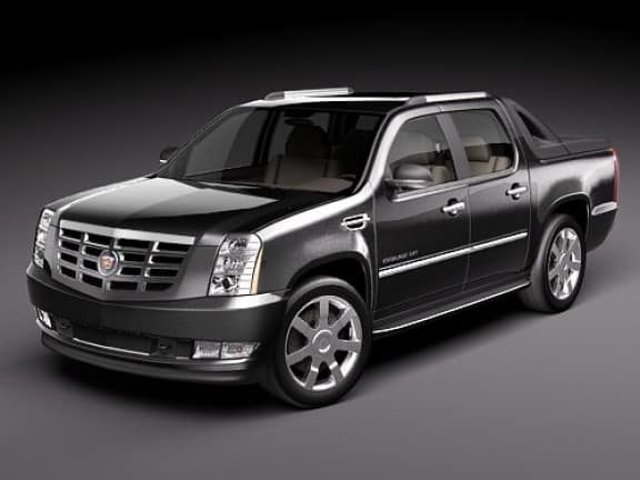 cadillac escalade ext 4x4 global good group. Black Bedroom Furniture Sets. Home Design Ideas